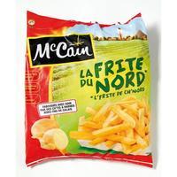 McCain La frite du Nord