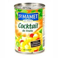 St Mamet Cocktail de fruits au sirop