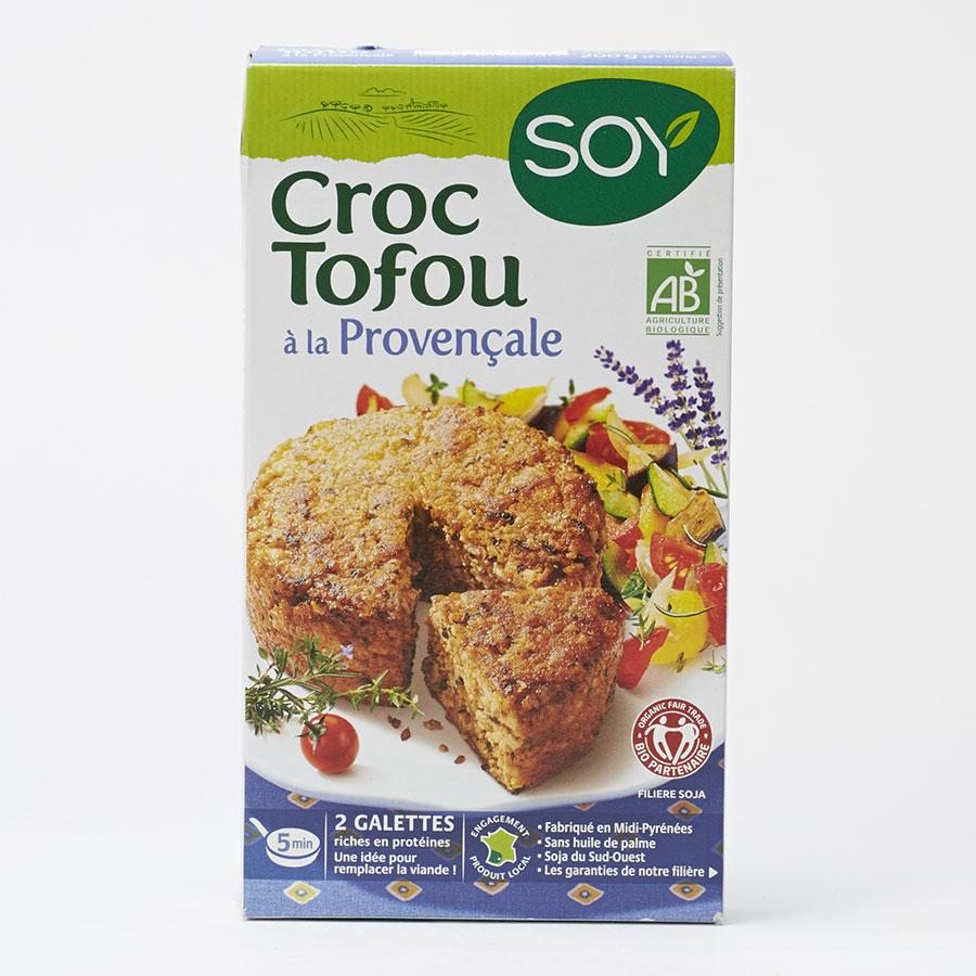 Soy Croc Tofou à la provençale -