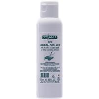 Dollania Gel hydroalcoolique gel mains alcool 65% aux huiles essentielles de romarin