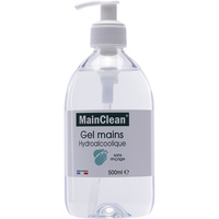 Mainclean Gel mains hydroalcoolique