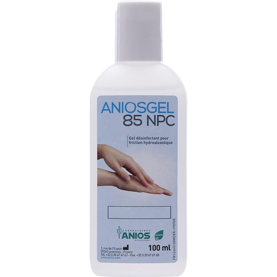 Aniosgel Gel désinfectant pour friction hydroalcoolique -