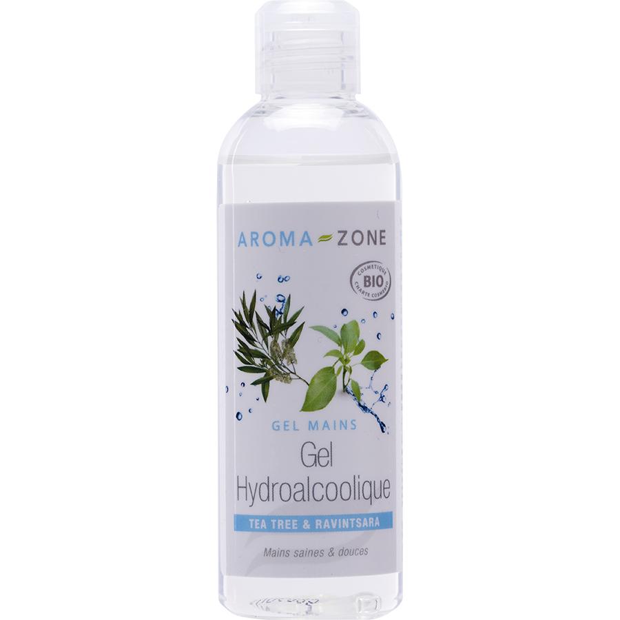 Aroma-zone Gel hydroalcoolique tea tree & ravintsara -