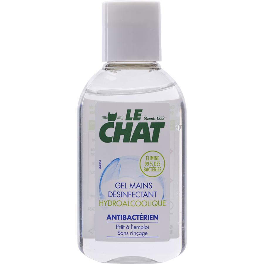 Le Chat Gel mains désinfectant hydroalcoolique -