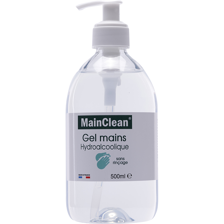 Mainclean Gel mains hydroalcoolique -