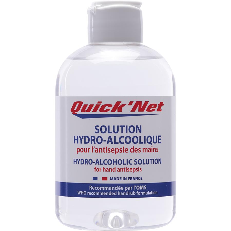 Quick net Solution hydro-alcoolique pour l'antisepsie des mains(*44*) -