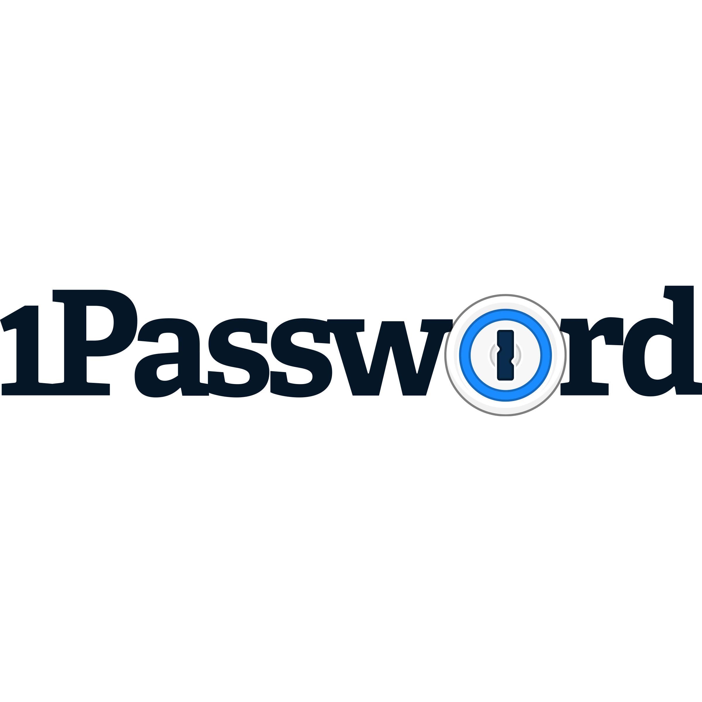 1Password  -