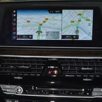 BMW Idrive (520D) - Vue principale