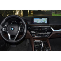 BMW Idrive (520D) - Tableau de bord