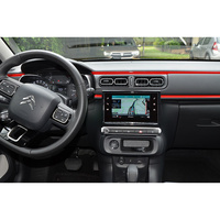 Citroën Connect Nav (C3 Puretech 110 EAT6 Shine) - Tableau de bord