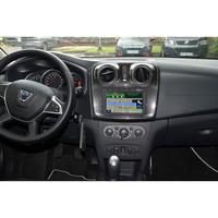 Dacia Media Nav Evolution (Sandero Lauréate dCi 90) - Tableau de bord