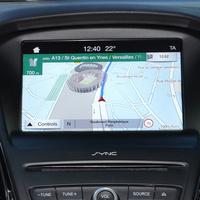 Ford Sync 3 (Focus) - Vue principale