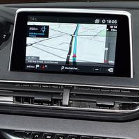 Peugeot Connect i-Cockpit (5008 GT2) - Vue principale
