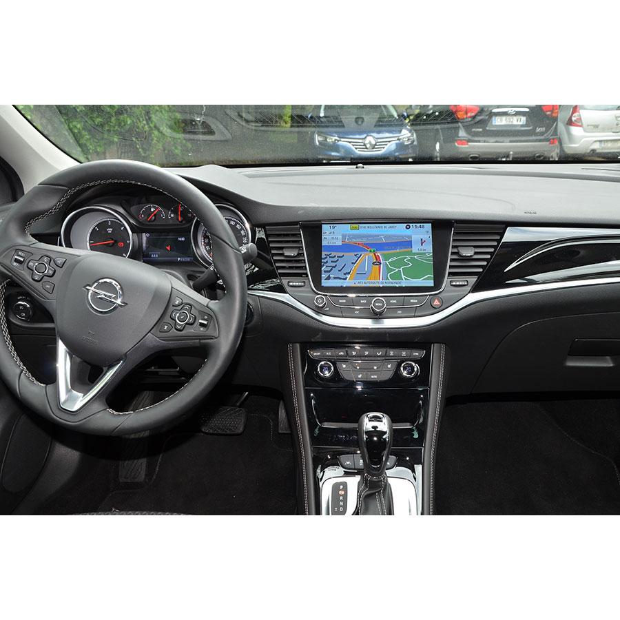 Opel Navi 900 Intellilink (Astra) - Tableau de bord
