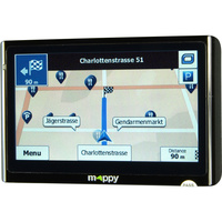 Test Mappy Ulti X575 Camp Gps Pour Camping Car Archive
