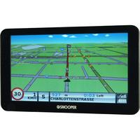 Snooper CC 6600 - Exemple de navigation