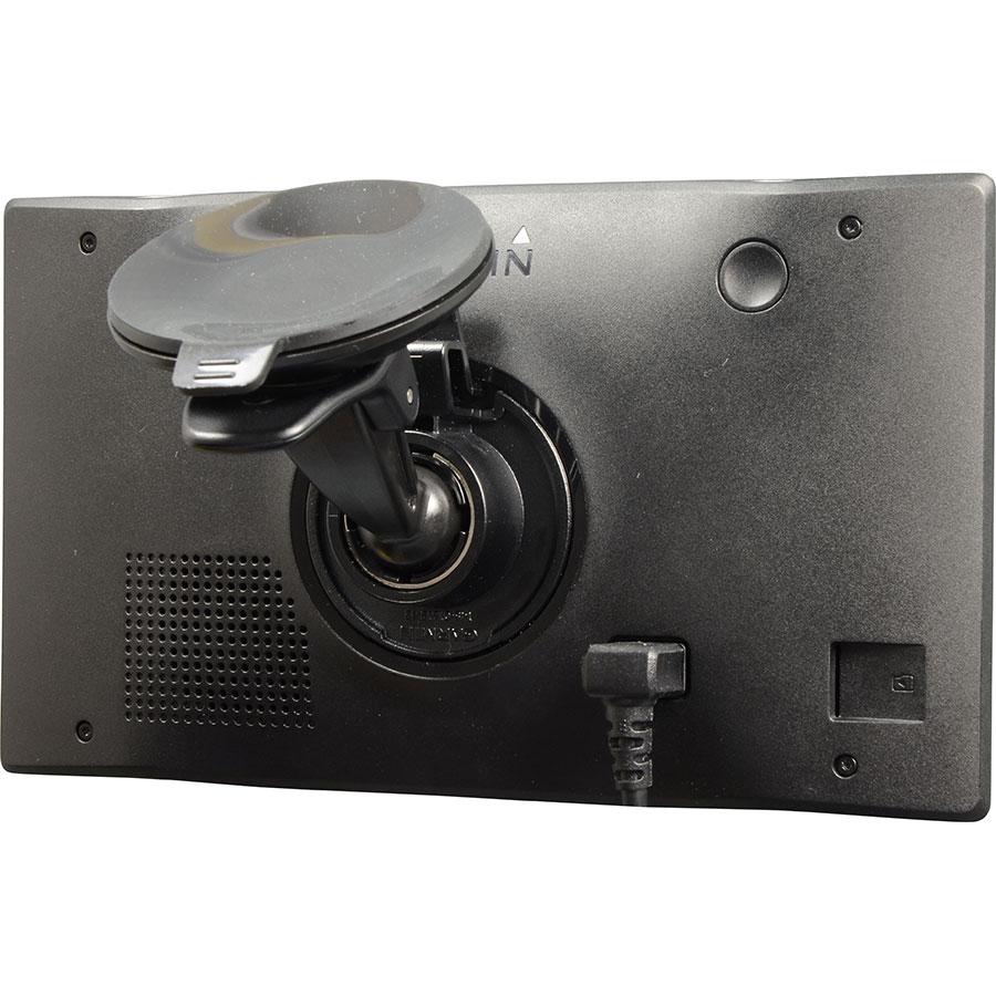 Garmin 770 Camper LMT-D - Vue de dos