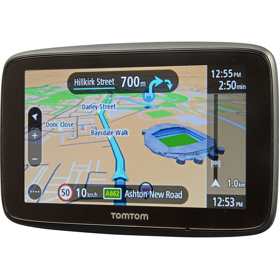 test tomtom go professional 520 gps pour camping car ufc que choisir. Black Bedroom Furniture Sets. Home Design Ideas