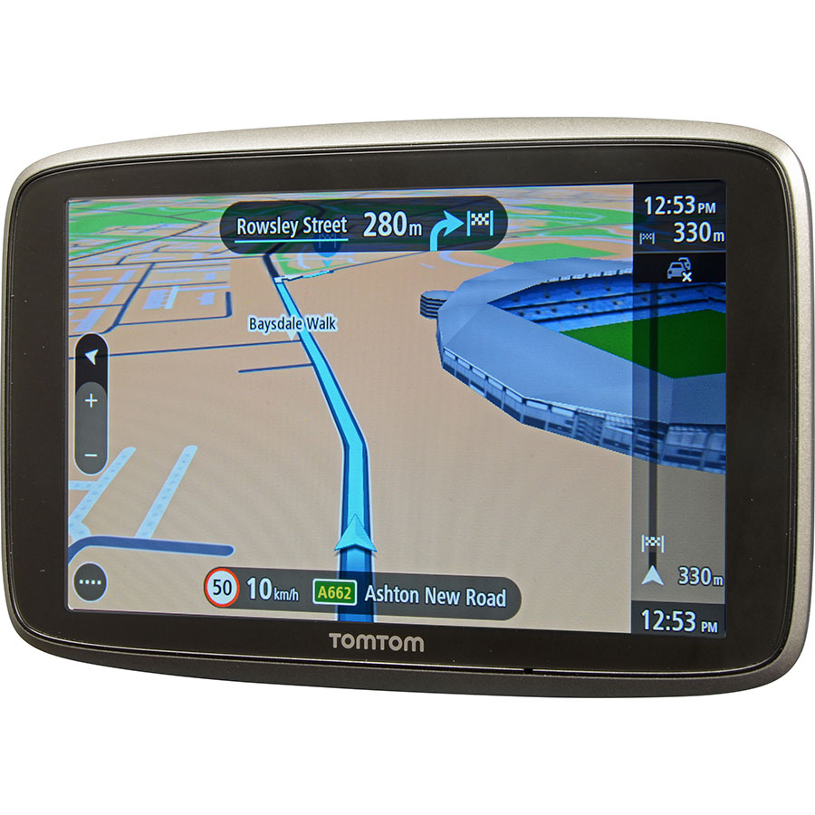 test tomtom go professional 620 gps pour camping car. Black Bedroom Furniture Sets. Home Design Ideas
