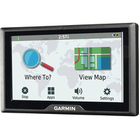 Garmin Drive 51 LMT-S Europe - Menu principal