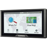 Garmin Drive 61 LMT-S Europe du Sud - Menu principal