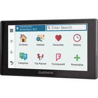 Garmin DriveSmart 60 LMT - Menu principal