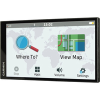 Garmin DriveSmart 61 LMT-S Europe - Menu principal