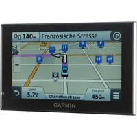 Garmin nüvi 2589 LM - Exemple de navigation