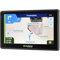 Mappy Maxi E738 								- Exemple de navigation