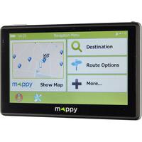 Mappy Ulti E538 - Menu principal