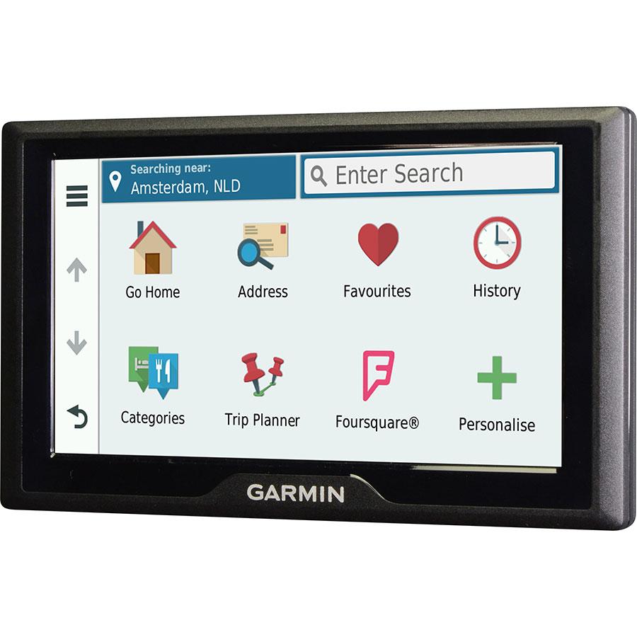 Test Garmin Drive 50 LMT - GPS