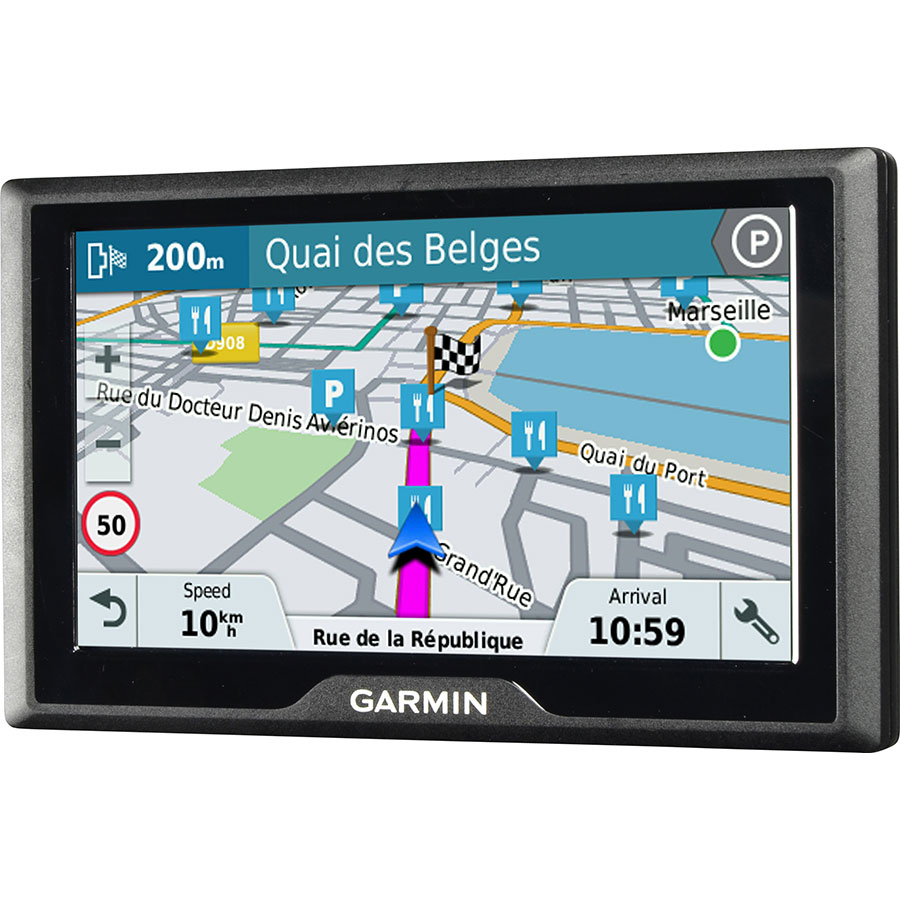 test garmin drive 51 lmt s europe gps ufc que choisir. Black Bedroom Furniture Sets. Home Design Ideas