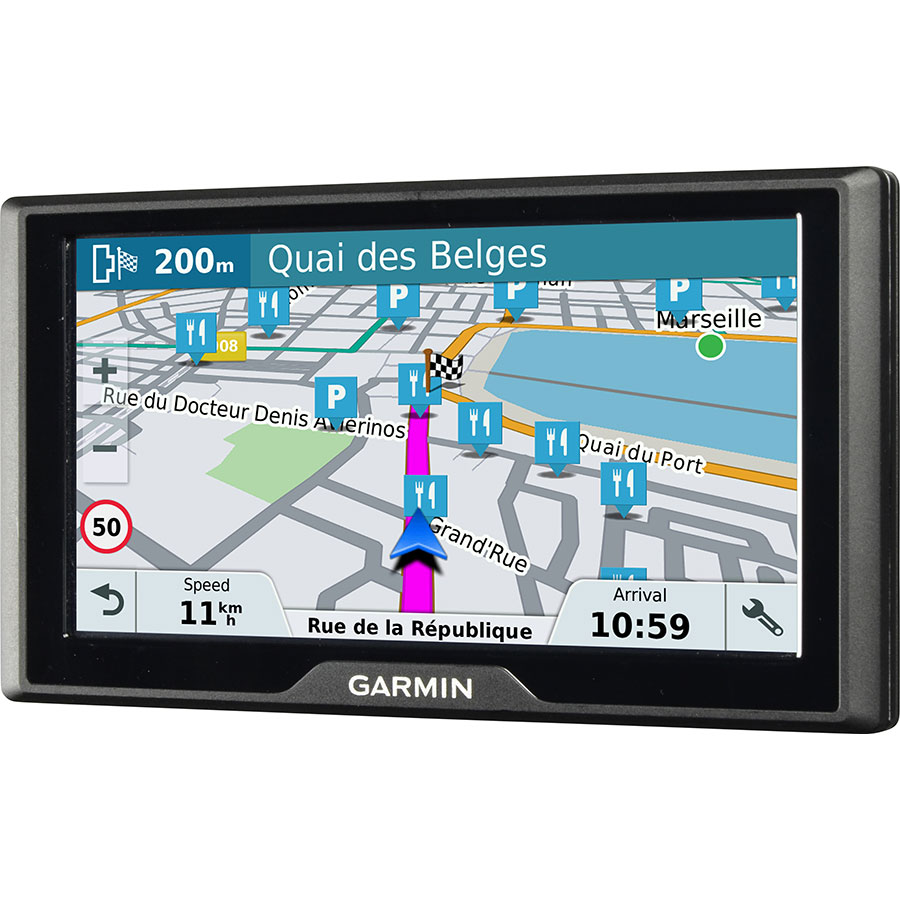 test garmin drive 61 lmt s europe du sud gps ufc que. Black Bedroom Furniture Sets. Home Design Ideas