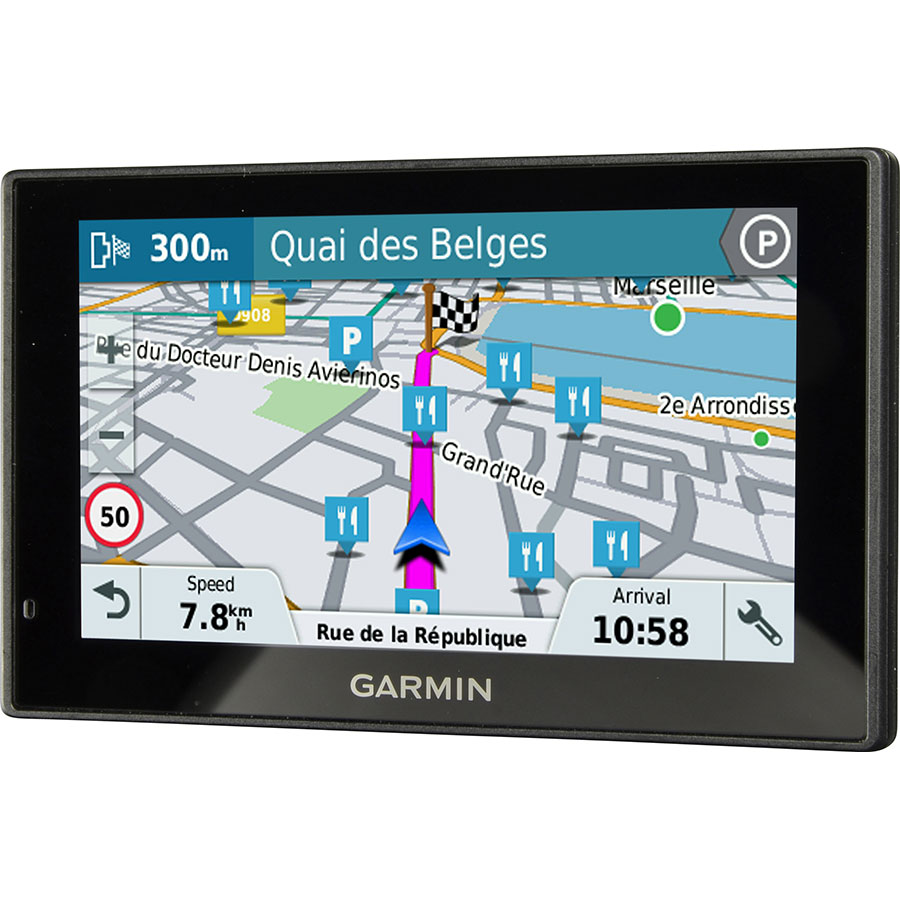 test garmin drivesmart 51 lmt s europe gps ufc que choisir. Black Bedroom Furniture Sets. Home Design Ideas