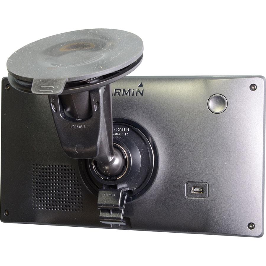 Garmin DriveSmart 60 LMT - Vue de dos