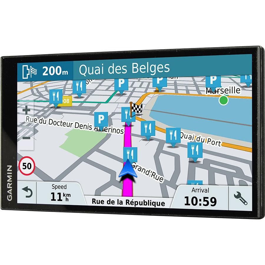 test garmin drivesmart 61 lmt s europe du sud gps ufc que choisir. Black Bedroom Furniture Sets. Home Design Ideas