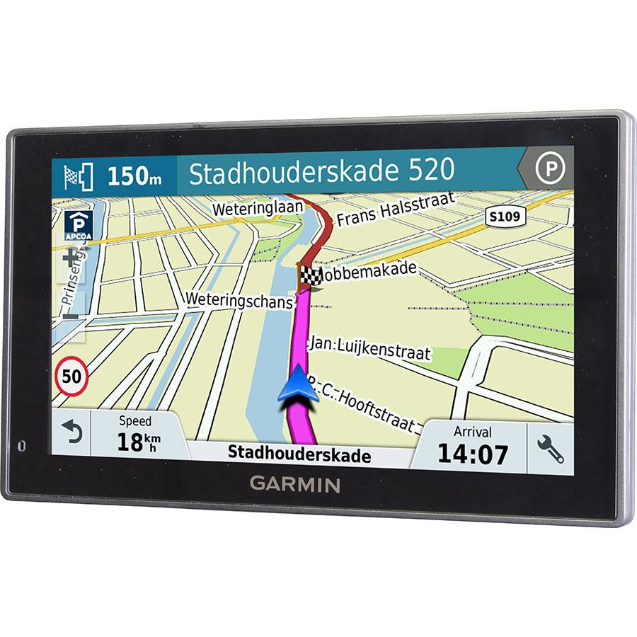 Garmin DriveSmart 70 LMT - Exemple de navigation