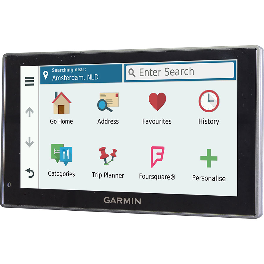 Garmin DriveSmart 70 LMT - Menu principal