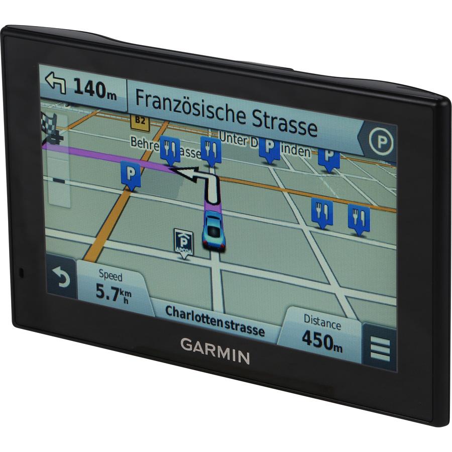 Test Garmin nüvi 2589 LMT - GPS
