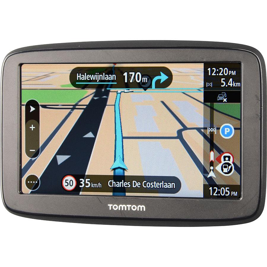 TomTom Go Basic 5 - Exemple de navigation