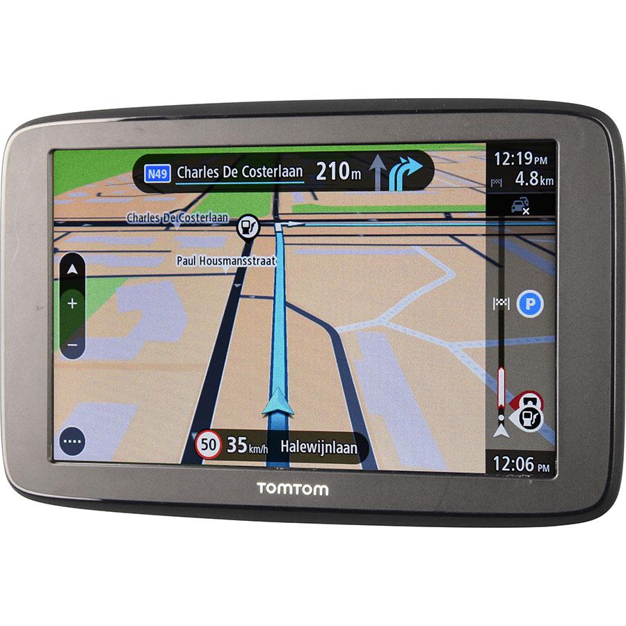 TomTom Go Basic 6 - Exemple de navigation