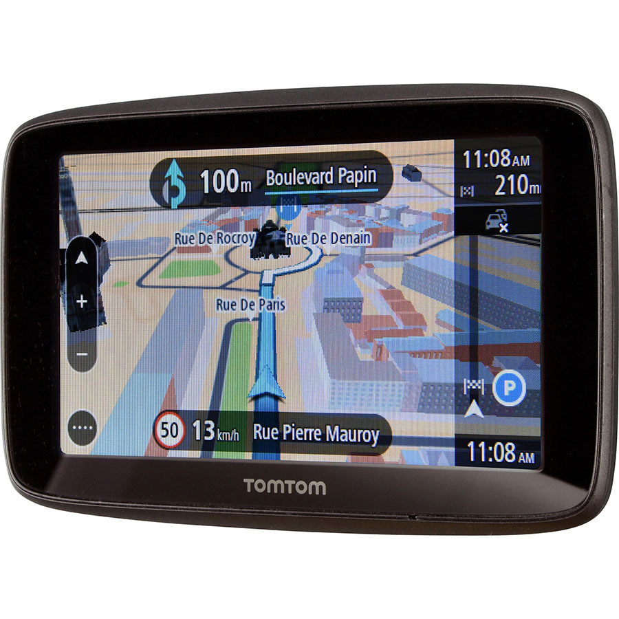 TomTom Go Essential 5 - Exemple de navigation