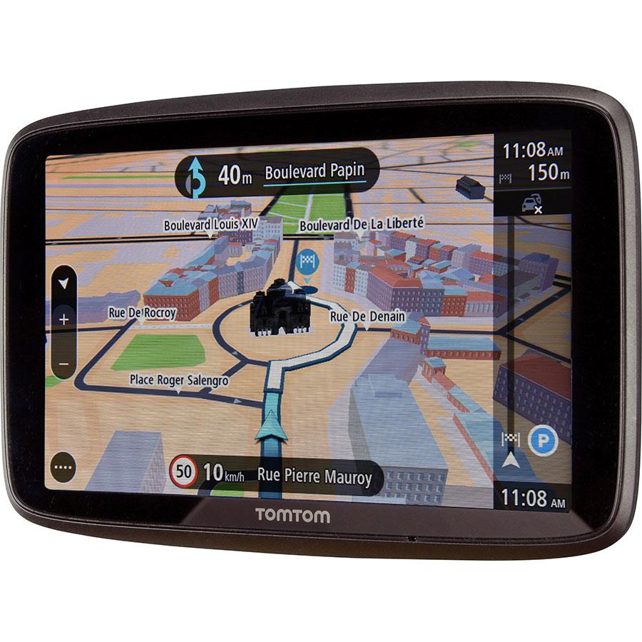 TomTom Go Essential 6 - Exemple de navigation