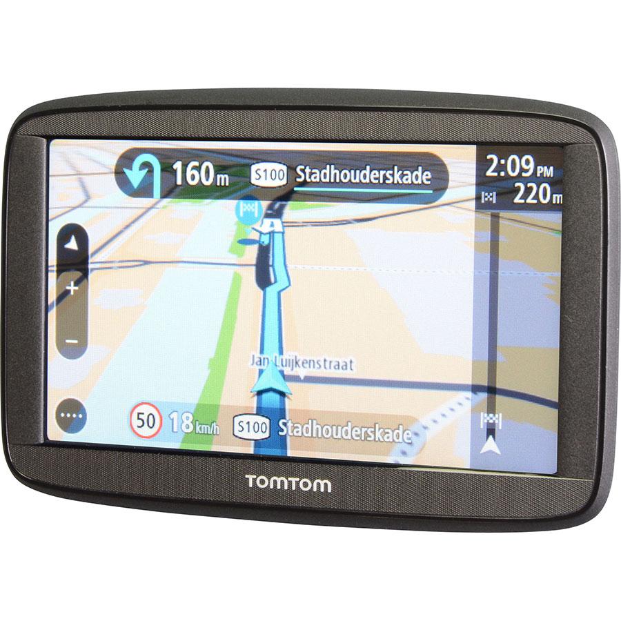 TomTom Start 52 - Exemple de navigation
