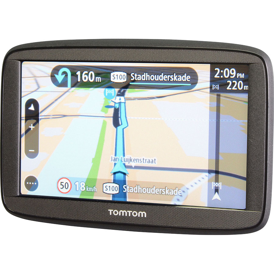 d6b3a81fa2e TomTom Start 52 - Exemple de navigation. Exemple de navigation