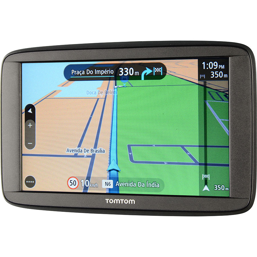 TomTom Start 62 - Exemple de navigation