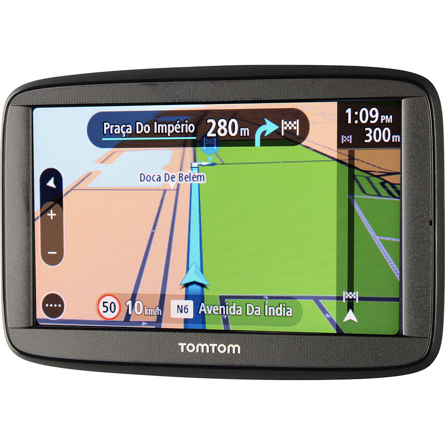 test tomtom via 52 gps ufc que choisir. Black Bedroom Furniture Sets. Home Design Ideas