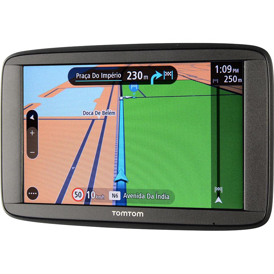TomTom Via 62 - Exemple de navigation