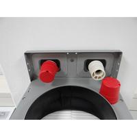 Bosch DWB067A51 Serie4 - Système de fixation
