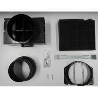 Electrolux EFC90465OX - Accessoires fournis
